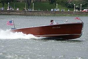 Chris-Craft Boats - 1945 Chris-Craft Runabout