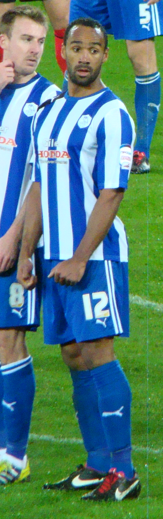 Chris O'Grady - O'Grady playing for Sheffield Wednesday in 2012