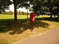 Christchurch, postbox No. BH23 105, Highcliffe Road - geograph.org.uk - 1436156.jpg