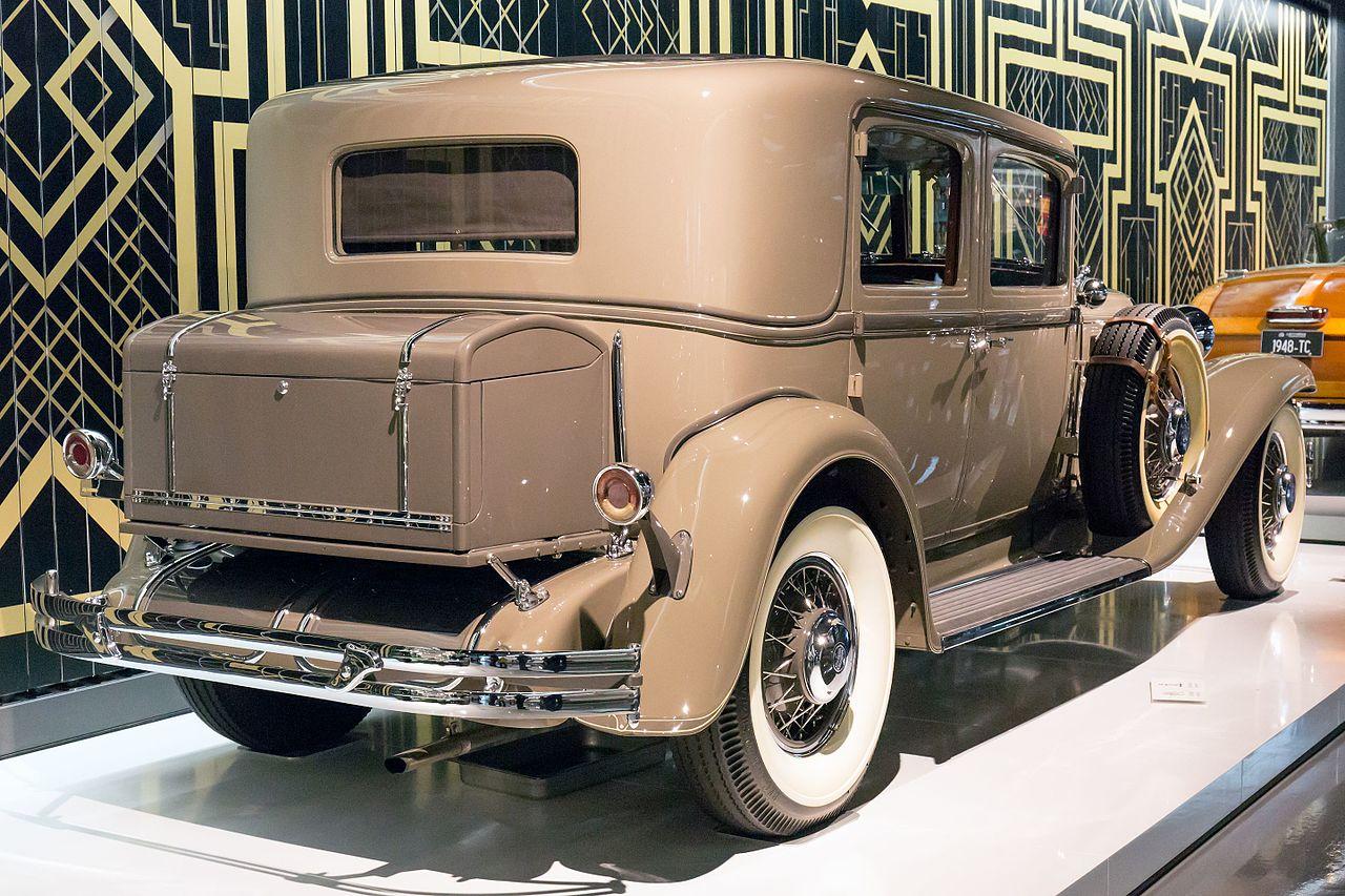 2016 Chrysler Imperial >> File Chrysler Imperial Cg Rear Right 2016 Shanghai Auto Museum Jpg