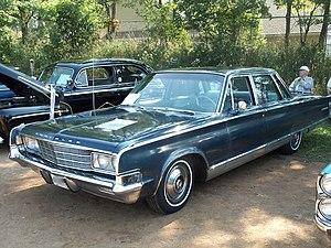 Full-size car - 1965 Chrysler New Yorker