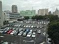 Chung Ai Barrack parking lot on Yanping South Road 20131218.jpg