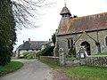 Church and manor house, Hammoon - geograph.org.uk - 704323.jpg