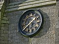 Church clock - St Peter's, Belmont - geograph.org.uk - 1157468.jpg