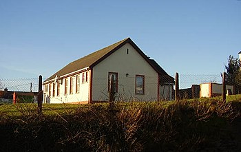 English: Church of Ireland primary school. Thi...