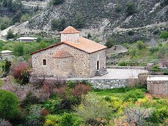 Limassol District - Timios Stavros Church