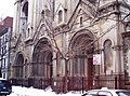 Church of the Most Holy Redeemer street facade from east.jpg