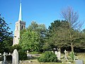 Churchyard, St. Margaret, Lowestoft - geograph.org.uk - 910808.jpg