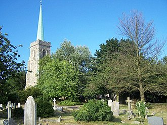 St. Margaret's Church, Lowestoft Churchyard, St. Margaret, Lowestoft - geograph.org.uk - 910808.jpg