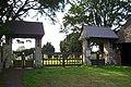Churchyard Gates, Broadclyst - geograph.org.uk - 963786.jpg