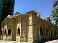 Chypre Nicosie Eglise Faneromeni Chevet - panoramio.jpg