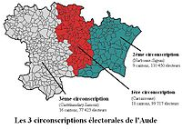 Carte de la circonscription.