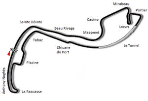 1974 Monaco Grand Prix - Circuit de Monaco