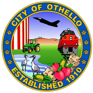 Othello, Washington - Image: Cityof Othello Seal