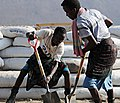 Civil Affairs Soldiers assist Eco-Dome building in Djibouti (6646461933).jpg