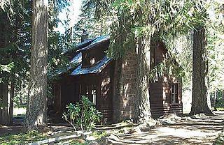 Clackamas Lake Ranger Station Historic District United States historic place