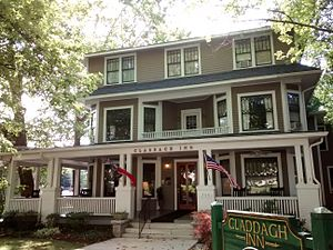 National Register of Historic Places listings in Henderson County, North Carolina - Image: Claddagh Inn