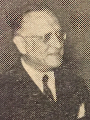 Clarence E. Gauss - Clarence Gauss, US Ambassador to China