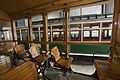 Classic Tram wooden interior, Auckland - 0687.jpg