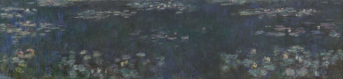 Claude Monet - The Water Lilies - Green Reflections - Google Art Project.jpg