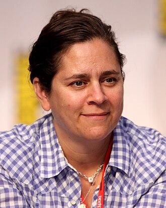 Claudia Katz - Claudia Katz at the 2010 Comic Con in San Diego.