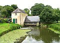 Claverton Pumping Station and Pond - geograph.org.uk - 942305.jpg