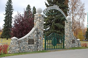National Register of Historic Places listings in Fairbanks North Star Borough, Alaska