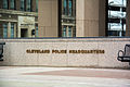 Cleveland Police Headquarters sign.jpg