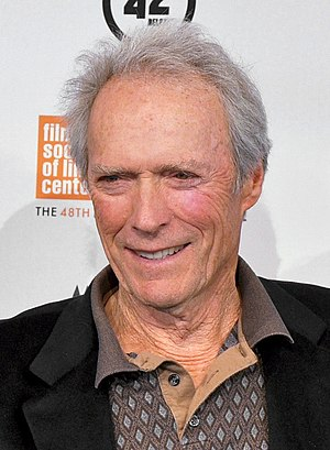 Clint Eastwood - Eastwood at the 2010 New York Film Festival