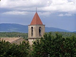 Pierrerue, Alpes-de-Haute-Provence Commune in Provence-Alpes-Côte dAzur, France