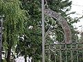 Cmentarz Zarzew w Łodzi (14) brama starego cmentarza.jpg