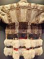 Coat, Nenets people, view 2 - Etnografiska museet - Stockholm, Sweden - DSC00840 + DSC00837 (joined together).JPG