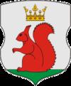 Coat of Arms of Bierastavica Vialikaja, Biełaruś.png