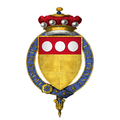 Coat of Arms of Sir Thomas de Camoys, 1st Baron Camoys, KG.png
