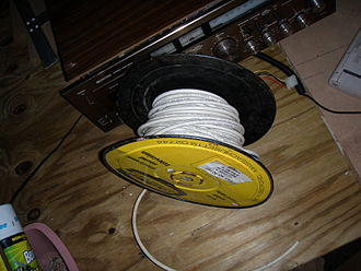 Cable reel - RG-59 cable reel