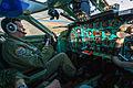 Cockpit of a Russian Air Force Tupolev Tu-134AK.jpg
