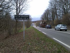 Image illustrative de l'article Col de Saverne