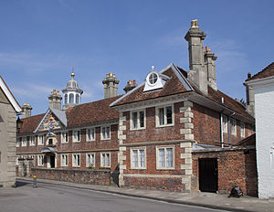 College of Matrons - College of Matrons viewed from south west
