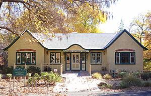 Atascadero, California - Colony House (Atascadero Historical Society)