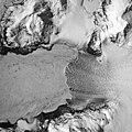 Columbia Glacier, Kadin Lake, Calving Terminus, April 21, 1998 (GLACIERS 1539).jpg