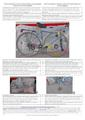 Come trasportare una bicicletta con parafanghi in treno assieme ai bagagli - How to transport a bicycle on the train with fenders as normal luggage.pdf