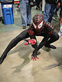 Comikaze Expo 2011 - Miles Morales, the new Ultimate Spider-Man (6325381958).jpg