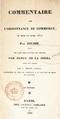 Commentaire sur l'ordonnance du commerce, Actes royal de Louis XIV, 1841.png