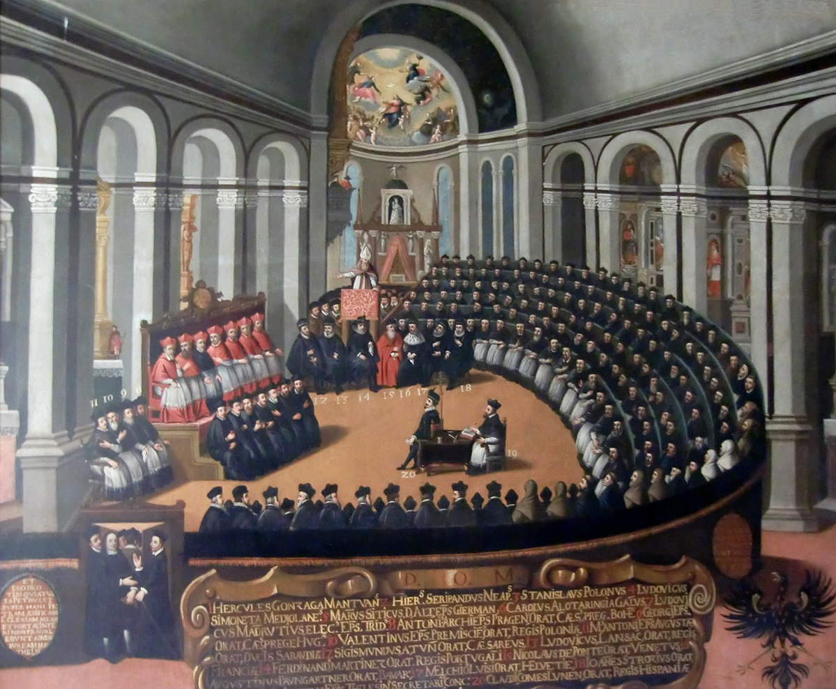 council of trent Decree concerning justification introduction since there is being disseminated at this time, not without the loss of many souls and grievous detriment to the unity of the church, a certain erroneous doctrine concerning justification, the holy, ecumenical and general council of trent, lawfully assembled in the holy ghost, the most reverend.