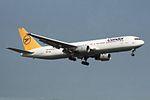 Condor Boeing 767-330-ER D-ABUE (26613724053).jpg