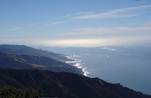 California Coast Ranges - Santa Lucia Range