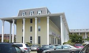 Congress Hall (Cape May hotel) - Image: Congress Hotel CMHD