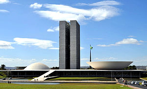 Politics of Brazil - National Congress of Brazil, the national legislature and the only in bicameral format.