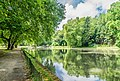 Conon River in the garden of the Castle of Cheverny.jpg