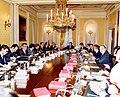 Consejo de Ministros presidido por Adolfo Suárez (1980-05-03).jpg